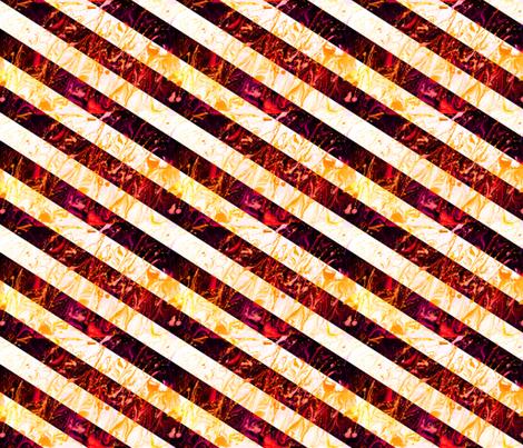 fiery watercolor marble stripes fabric by michaelakobyakov on Spoonflower - custom fabric