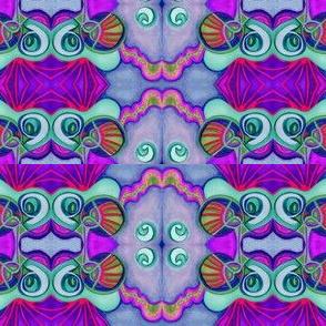 Candy Tiki - Purple