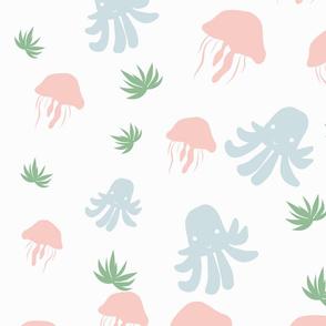 An Octopod's Garden