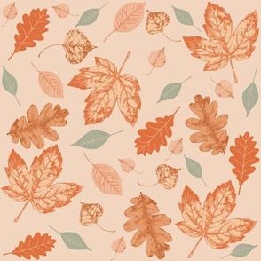 Autumn Leaves (Large)