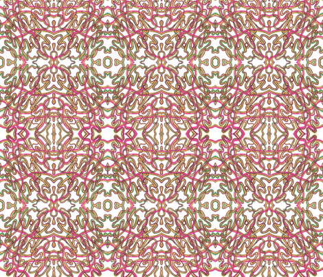squiggles fabric by virginia_casey_pettengill on Spoonflower - custom fabric