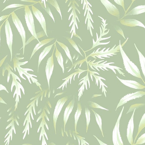 Brooklyn Forest  - Pale Green