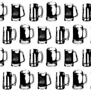 Beer Mugs // Small