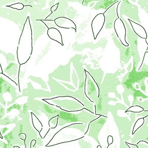 Misty Leaf –Verdant