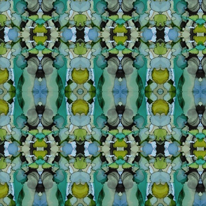 Kaleidoscope 193f - Lisa Rene Aguilera