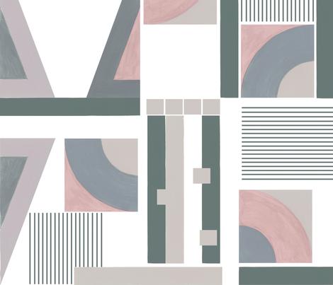 DECO_GEO_PASTEL fabric by yasminah_combary on Spoonflower - custom fabric