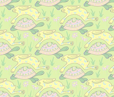 In My Sleep fabric by seesawboomerang on Spoonflower - custom fabric