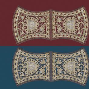 flag fan or purse