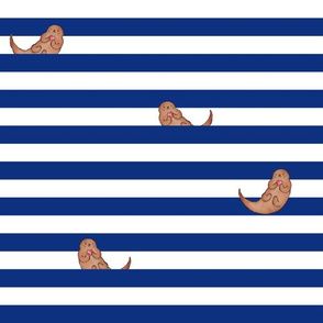 Otter Stripes