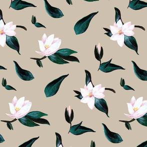 Khaki Magnolia