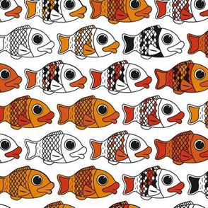 Koi Taiyaki Fish