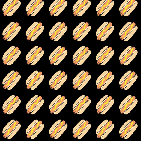 Hold the ketchup fabric by tarareed on Spoonflower - custom fabric