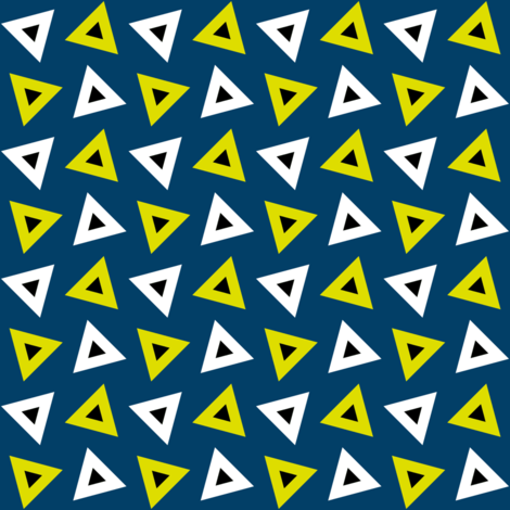 07237807 : triangle 4g : firefly fabric by sef on Spoonflower - custom fabric
