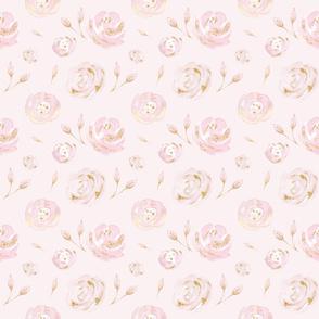 Blush Pink Missy Floral