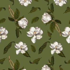 Magnolia Pattern 3
