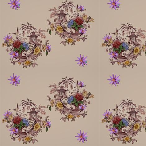 Old Milk Jug fabric by pictor_imaginarius on Spoonflower - custom fabric