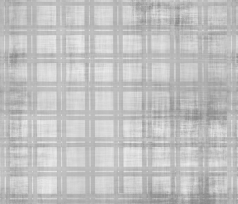 Grunge Plaid_ marble fabric by kae50 on Spoonflower - custom fabric