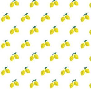 Lemony fresh (mini)