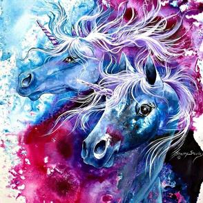Unicorns for Jess