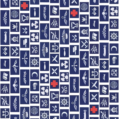 What Do You Rate fabric by ballantine on Spoonflower - custom fabric