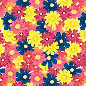 Bursting Florals
