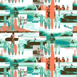 surfers kauai deep teal extra kauai