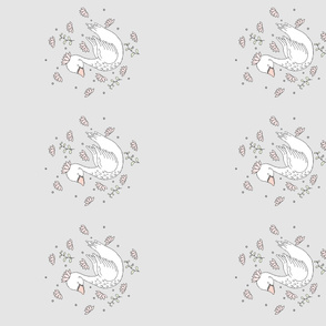 Royal Swan Panels