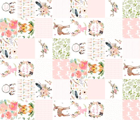 Rwoodland-theme-cheater-quilt-wholecloth-pxm-copy_shop_preview
