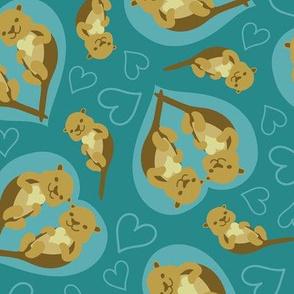Otter Halves