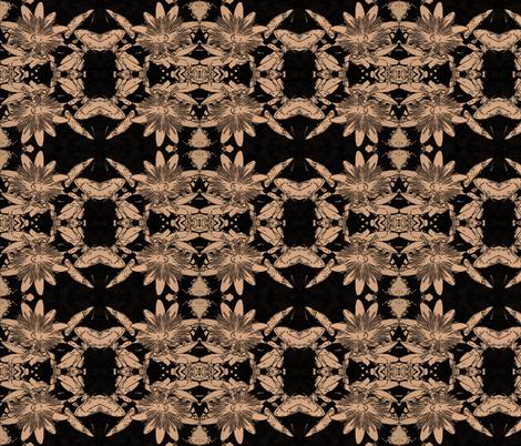 Dark Passion fabric by hazelandvivi on Spoonflower - custom fabric
