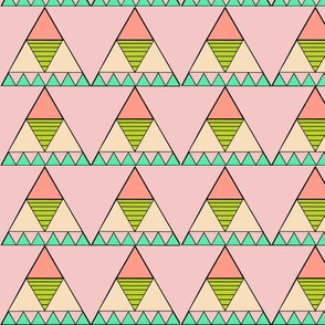 triangle pattern edit