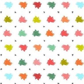 splotch pattern