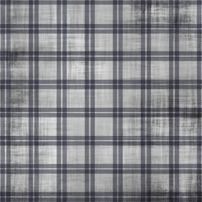 Grunge Plaid_ chalk