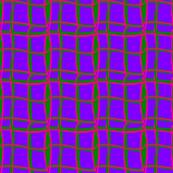 Furaha Pink Green & Purple Funk 1