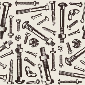 Nuts, Bolts and Screws 1f