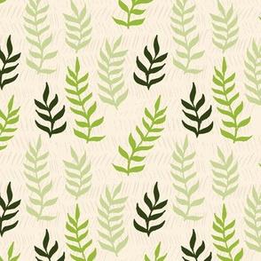 Green Leafy Stems