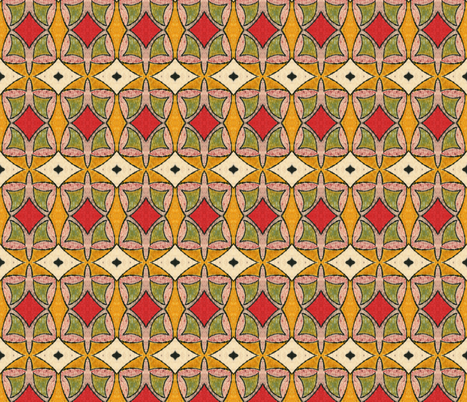 Amazonas 102 fabric by hypersphere on Spoonflower - custom fabric
