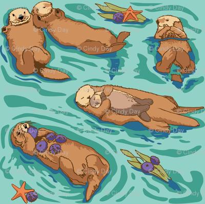 Otter lot of fun