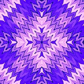 Tribal Design, Purples