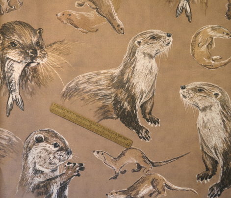 Otters for Elaine