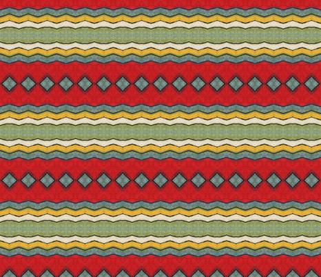 Amazonas 112 fabric by hypersphere on Spoonflower - custom fabric