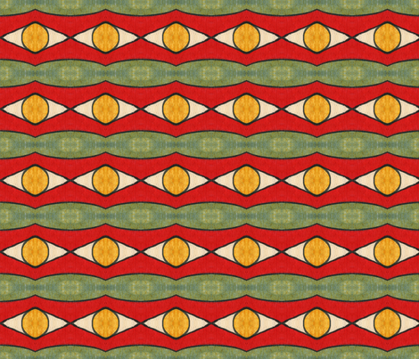 Amazonas 113 fabric by hypersphere on Spoonflower - custom fabric