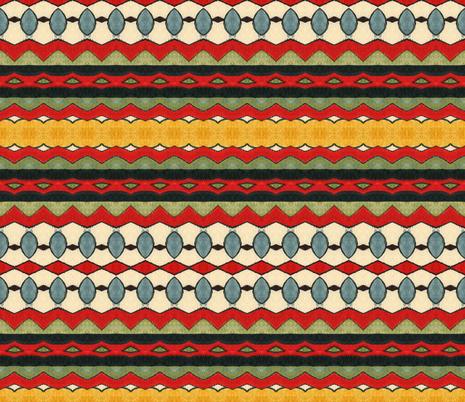 Amazonas 114 fabric by hypersphere on Spoonflower - custom fabric