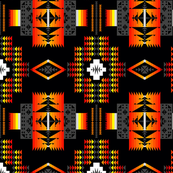 Seven Tribes Black