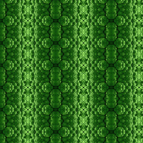 Cable Knit Cauliflower Green