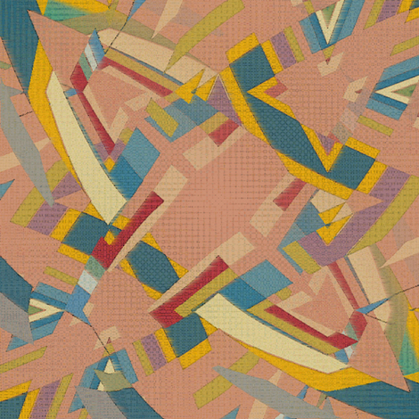 Confetti Ferris fabric by david_kent_collections on Spoonflower - custom fabric