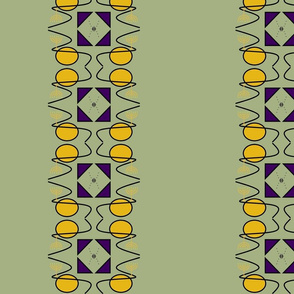 Menorah evolution green