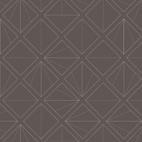 Folding Lines Light Grey