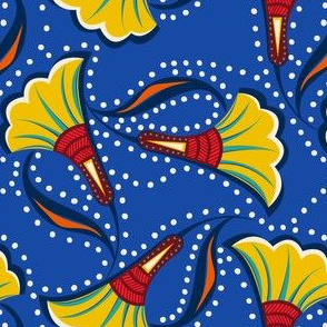 African Floral