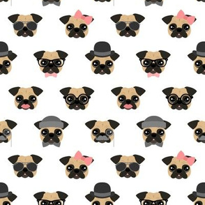 Pugs in Disguise